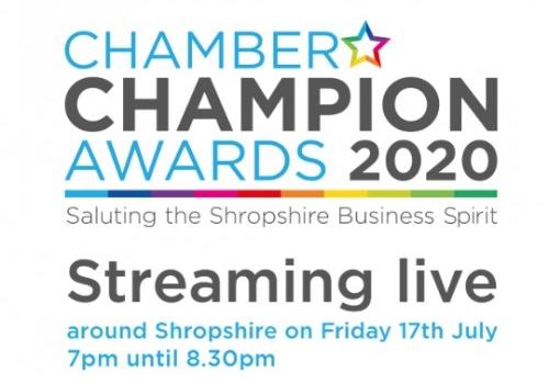 Chamber Champion Awards